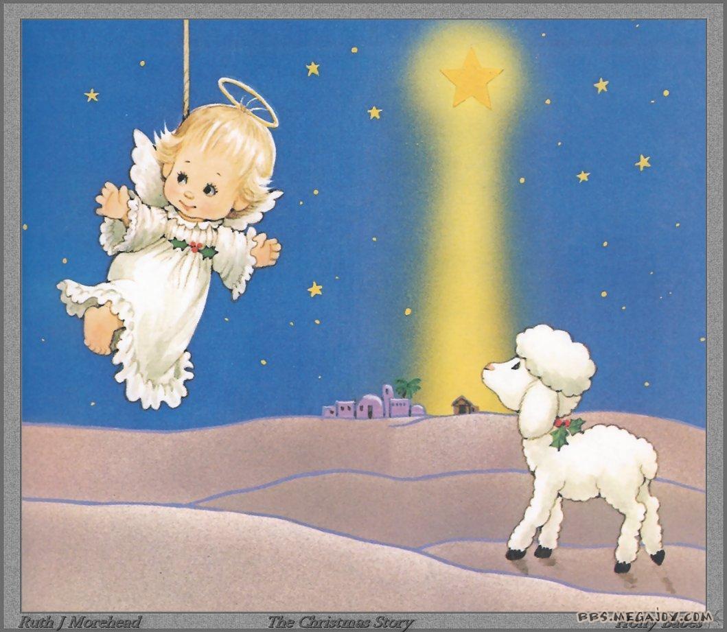 [2005-12-15]耶稣诞生的故事可爱宝宝版——预祝大家圣诞快乐哦!