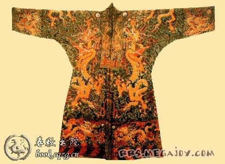 这是明代官服中最有特色的装束