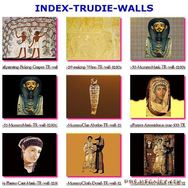 古埃及艺术赏析 (组图)图片