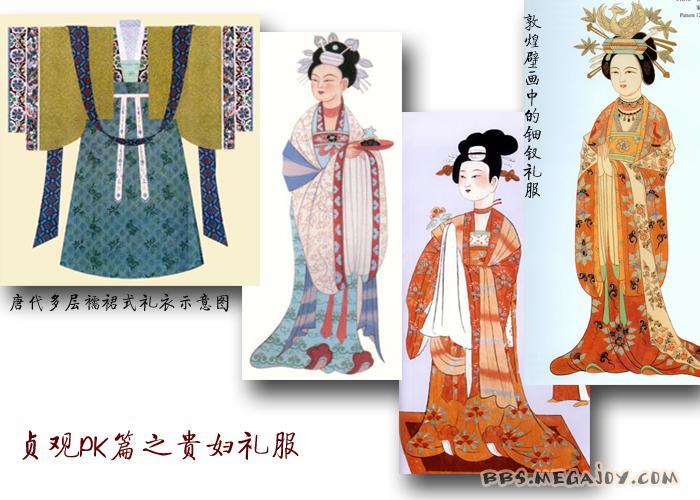 》中的服装看唐朝服饰文化