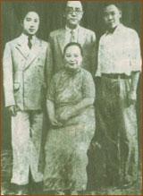 胡適與魯迅的原配夫人激動社區