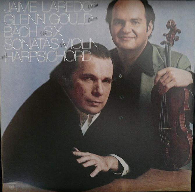 古尔德完全典藏纪念大全集 巴赫小提琴奏鸣曲 58 of 80 CD
